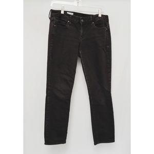 Black Gap 1969 Always Skinny Jeans